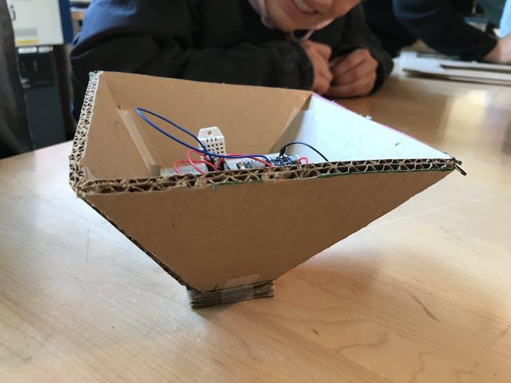 Prototype(Side view)