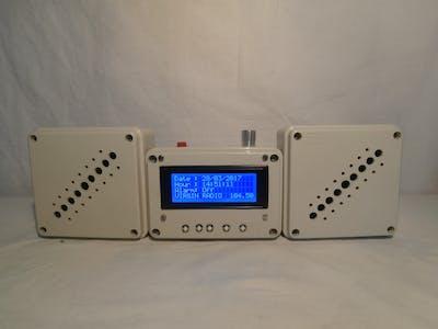ArduRadio AlarmClock