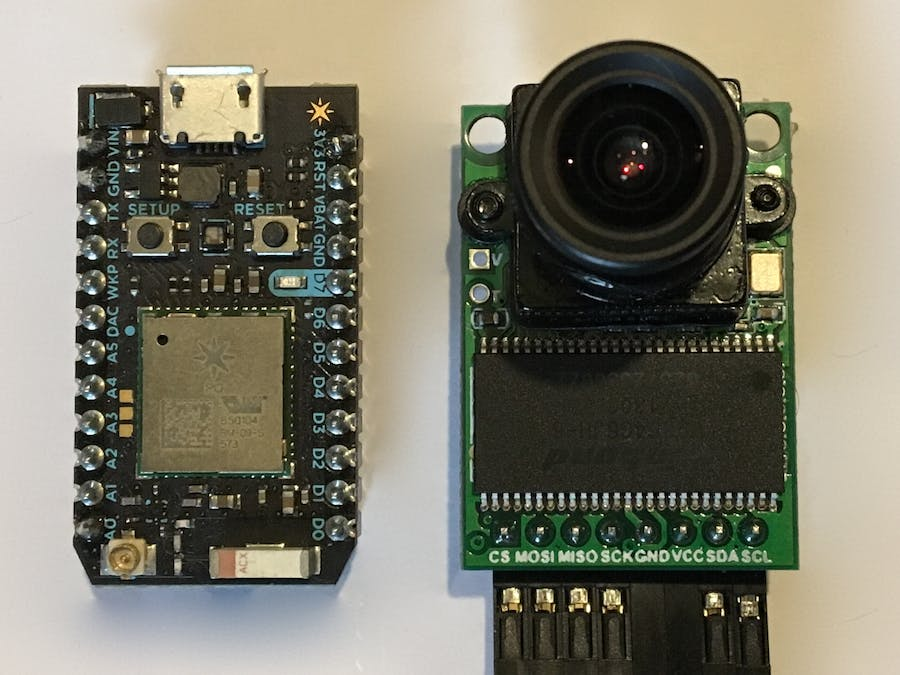 Sending Photos and Video Over the Internet! - Hackster io