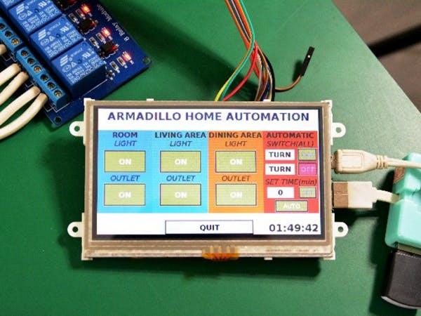 Armadillo Home Automation