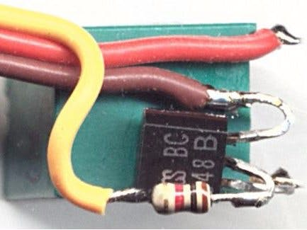 Simple Piloting of a Relay