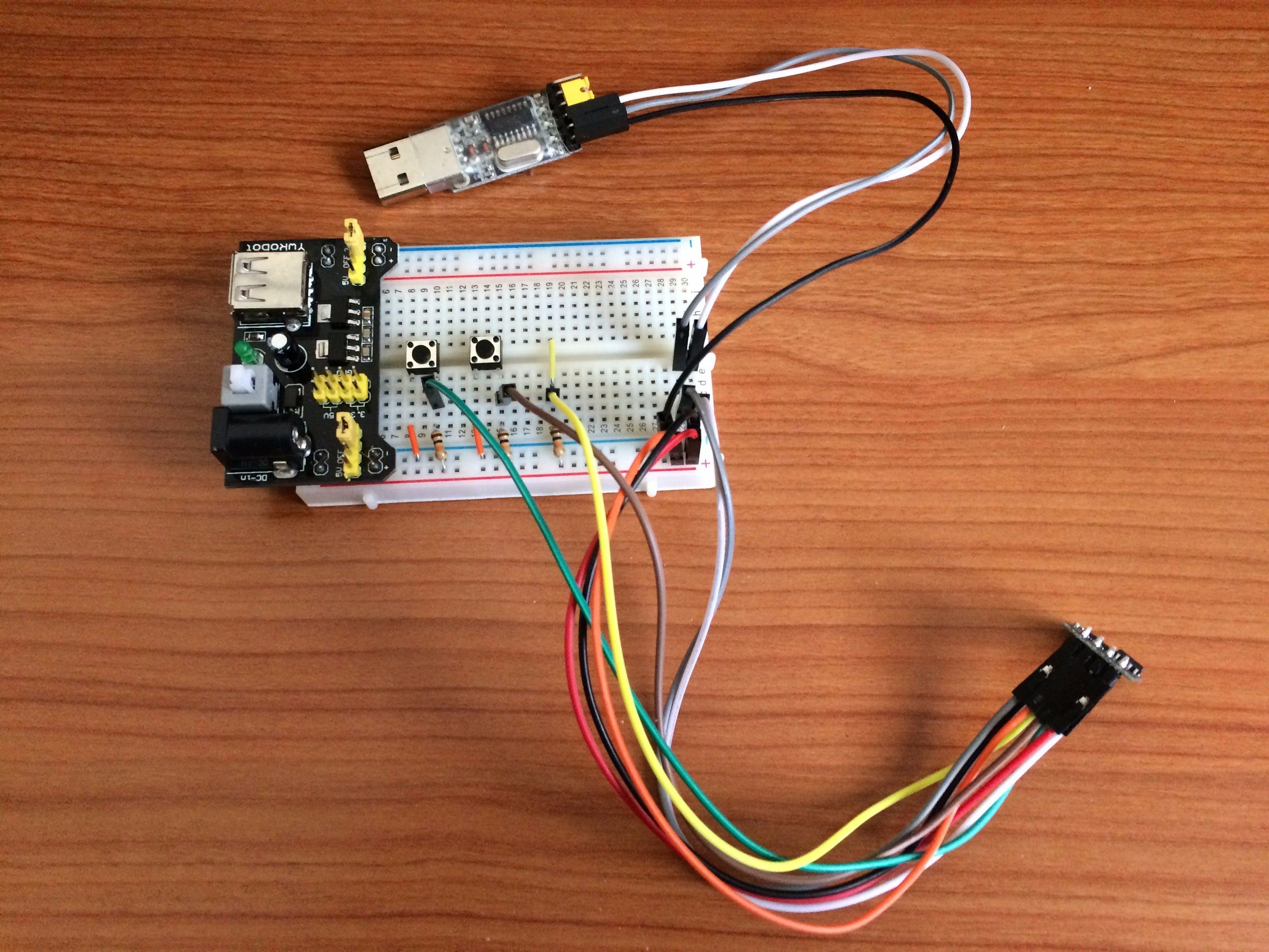 ESP-01 Dev Kit