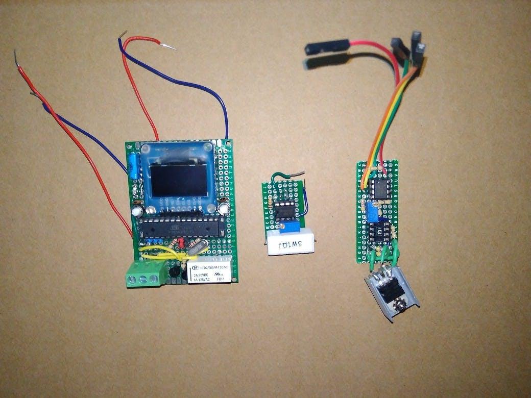3 modules