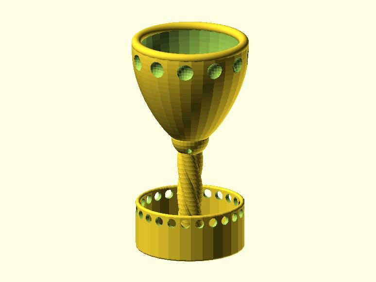 Hole-y Grail