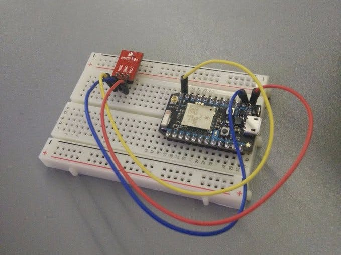 Lane Tech Group 307 Sound Sensor
