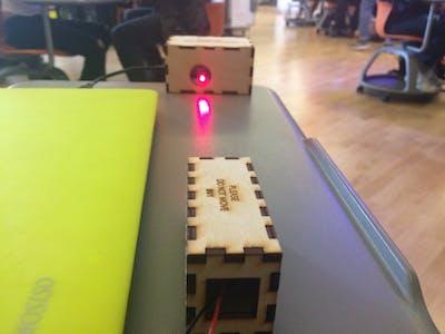 LofT Laser Trip Project