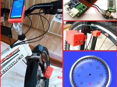 4 speedometer Projects - Arduino Project Hub