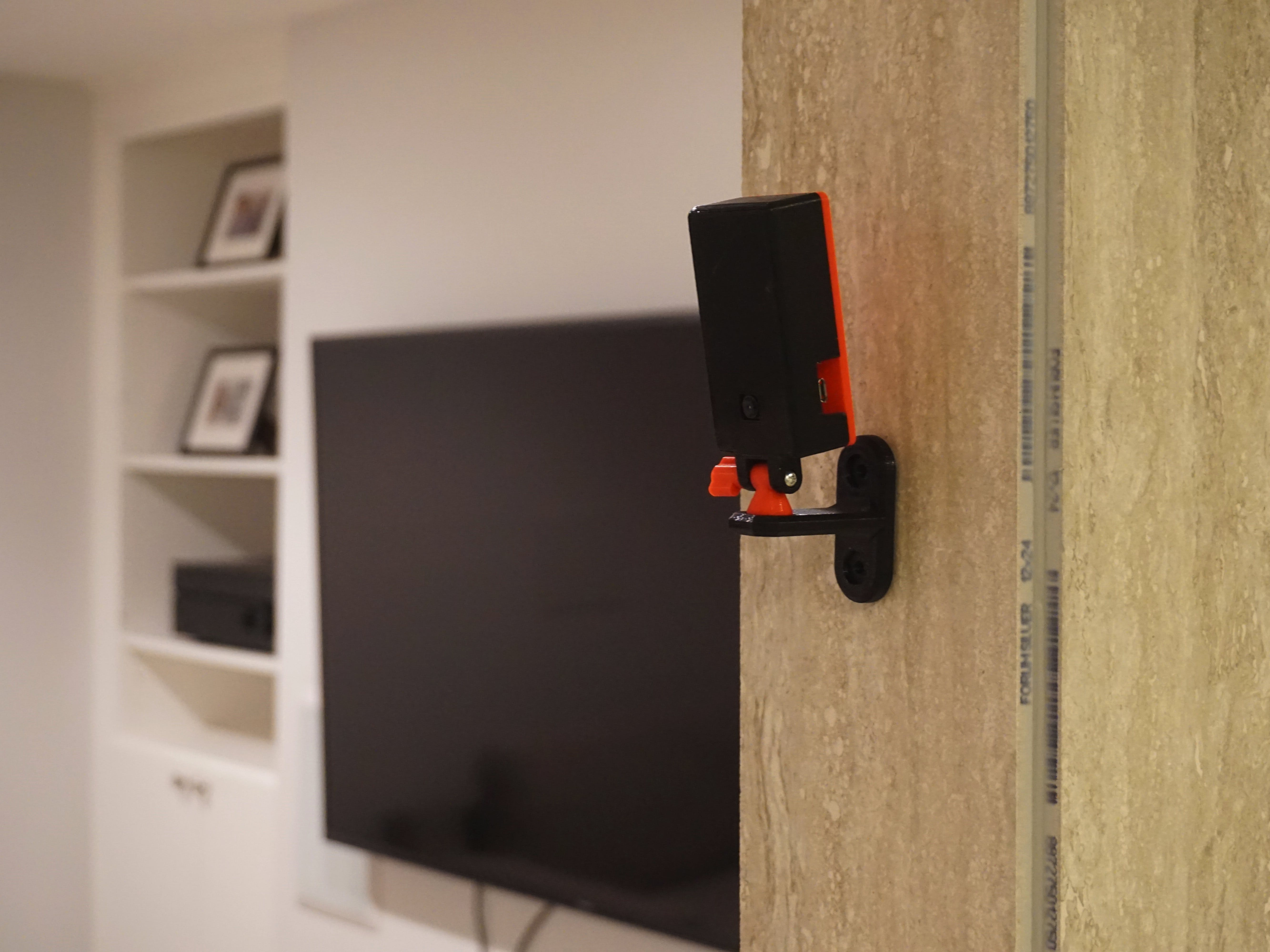 Pigeon: A 3D-Printed, Pi Zero W-Powered Cloud Camera