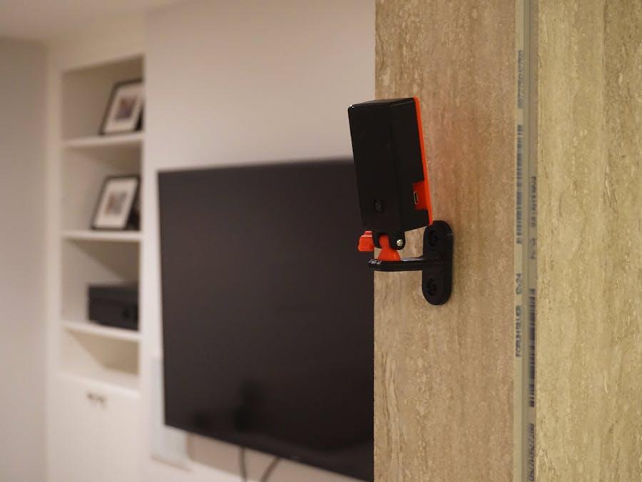 Pigeon: A 3D-Printed, Pi Zero W-Powered Cloud Camera