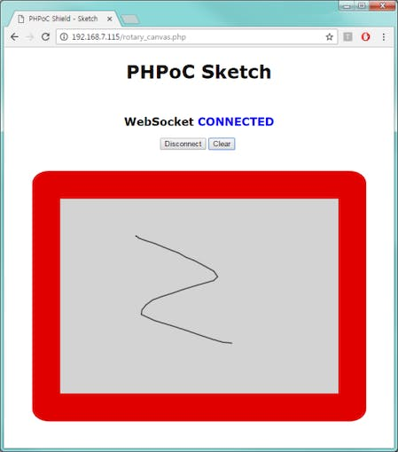 Drawing Lines Using Canvas : Web sketch html canvas hackster
