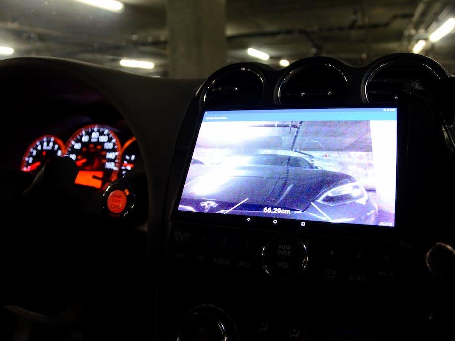 Vehicle Rear Vision - Hackster io