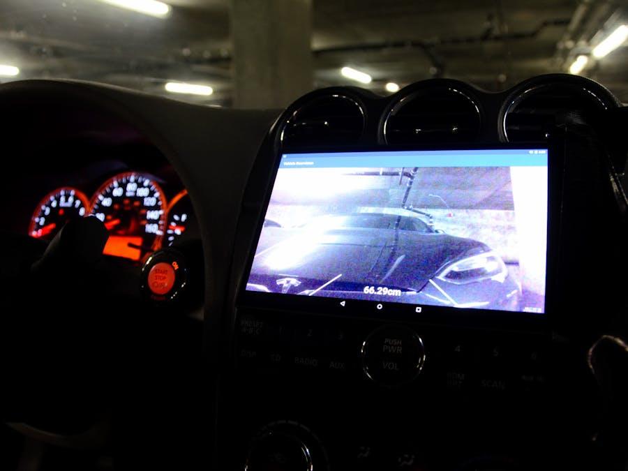 Vehicle Rear Vision