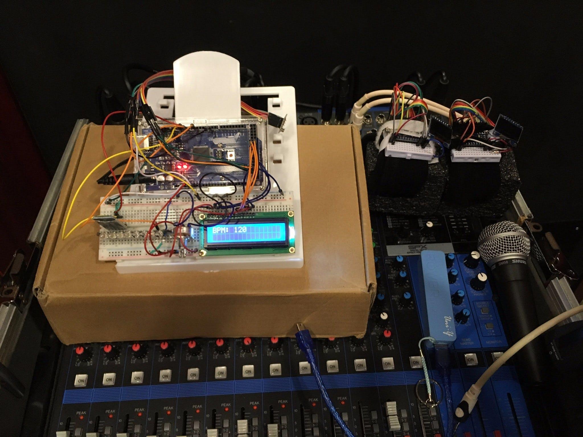 The Arduino PWM: Portable Wireless Metronome