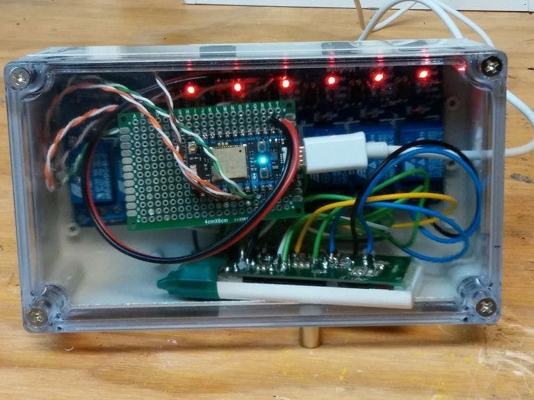 Wireless Outlet Controller - Hackster io