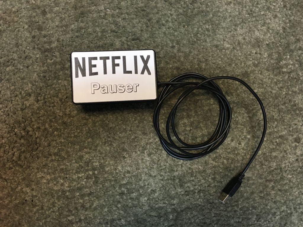 Pause Netflix/Hulu with Alexa