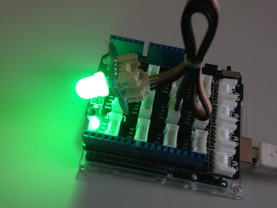 Grove - Introduction to Chainable LED