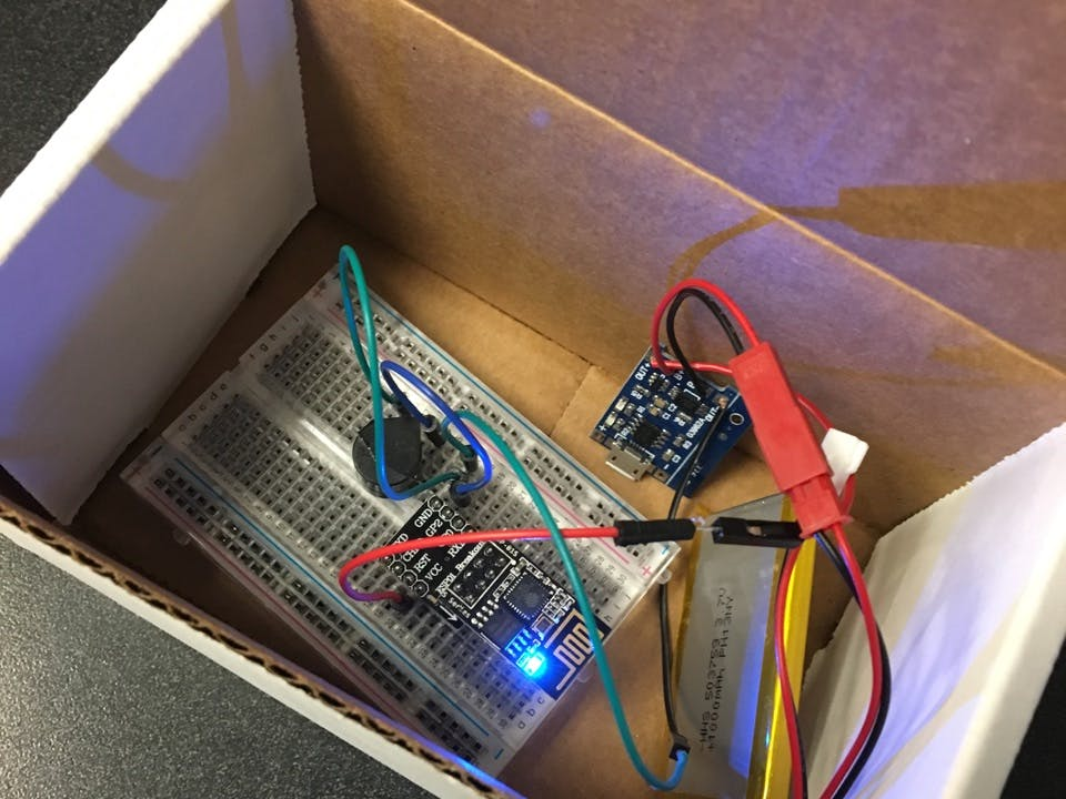 Wherzutat-In-a-Box - IoAT