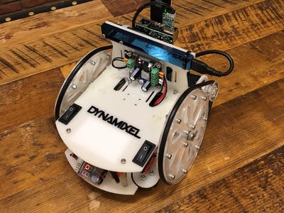 SAWR - Simple Autonomous Wheeled Robot