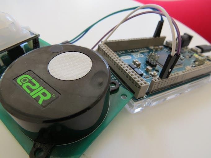 Cozir co2 Sensor