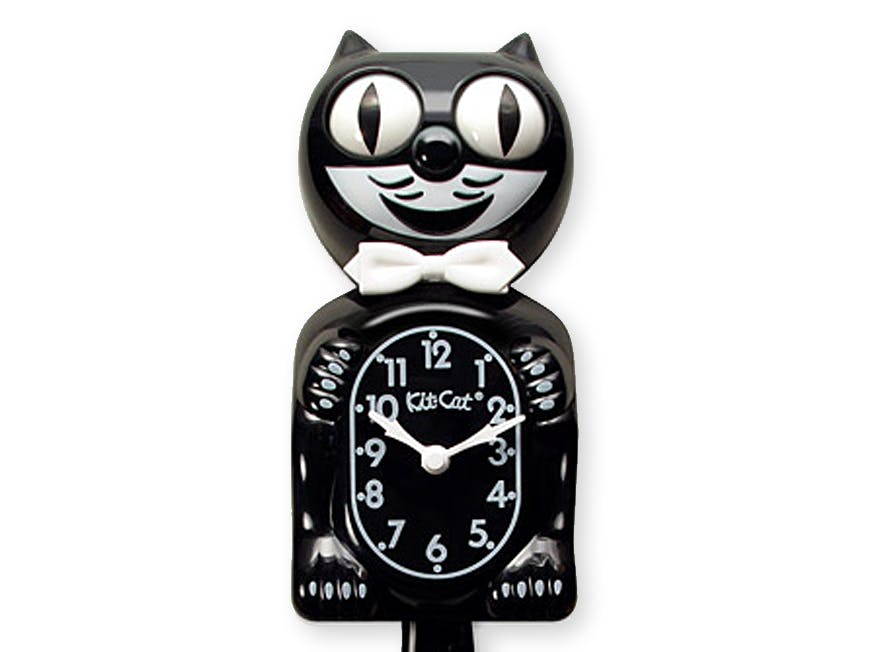 Kit-Cat Clock - **Now with Google Voice** - Hackster io