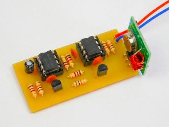 RF Beacon: How to Build a 433 MHz RF Transmitter