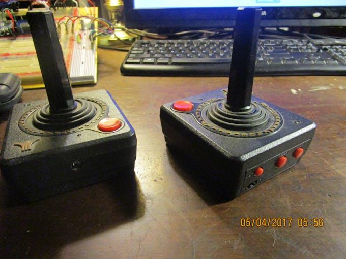 The oldie but goodie joysticks