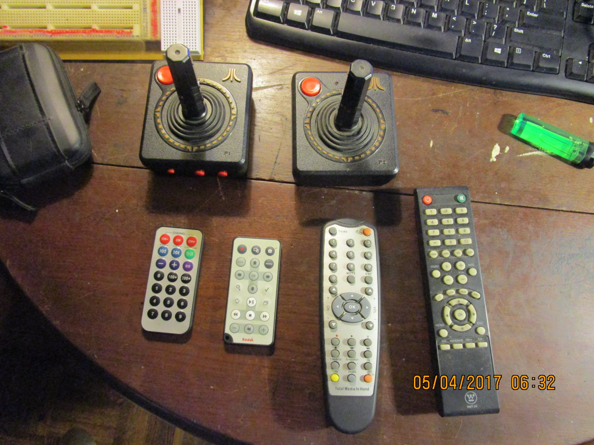 All of these devices were able to be decoded first try.