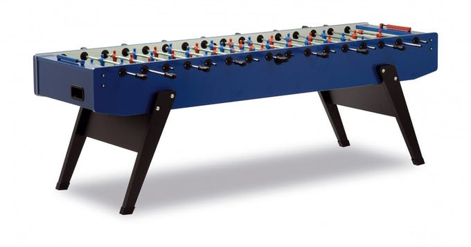 The large table football/soccer we pimped