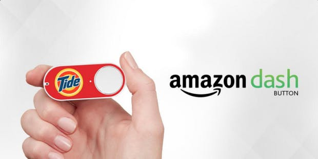 Buy a dash button - £4.99 for those of us in the UK