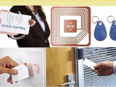 RFID Access Door
