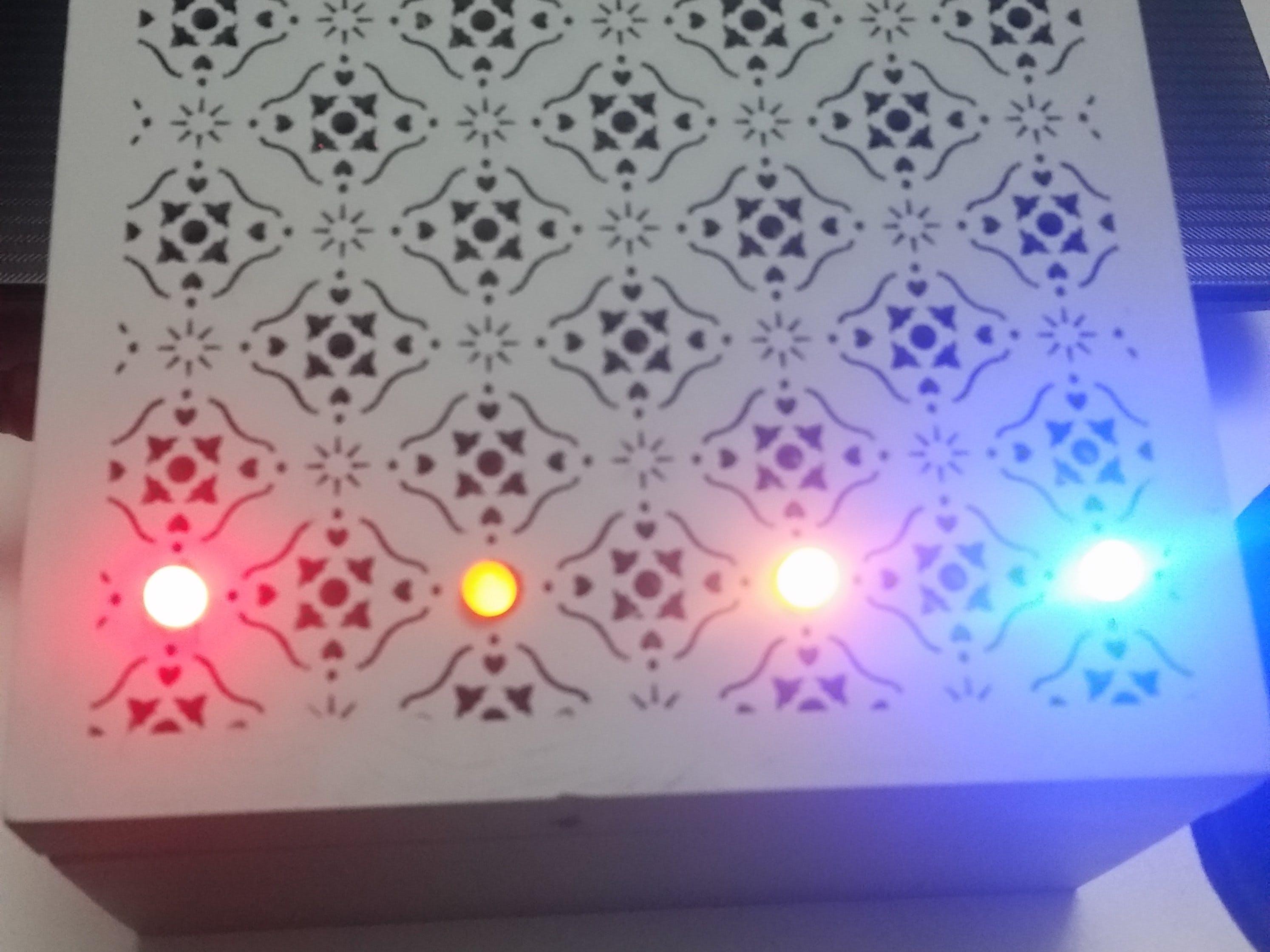 Arduino Mystery Box - Beginners