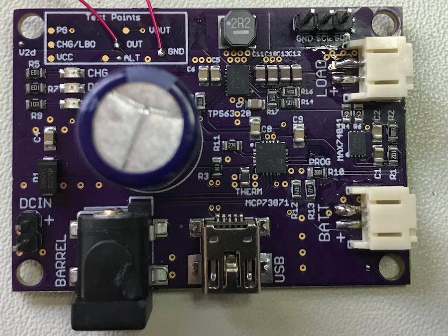 Solar Power Module V2 - Hackster io
