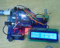 Arduino Keyless Door Lock System with Keypad and LCD - Hackster io