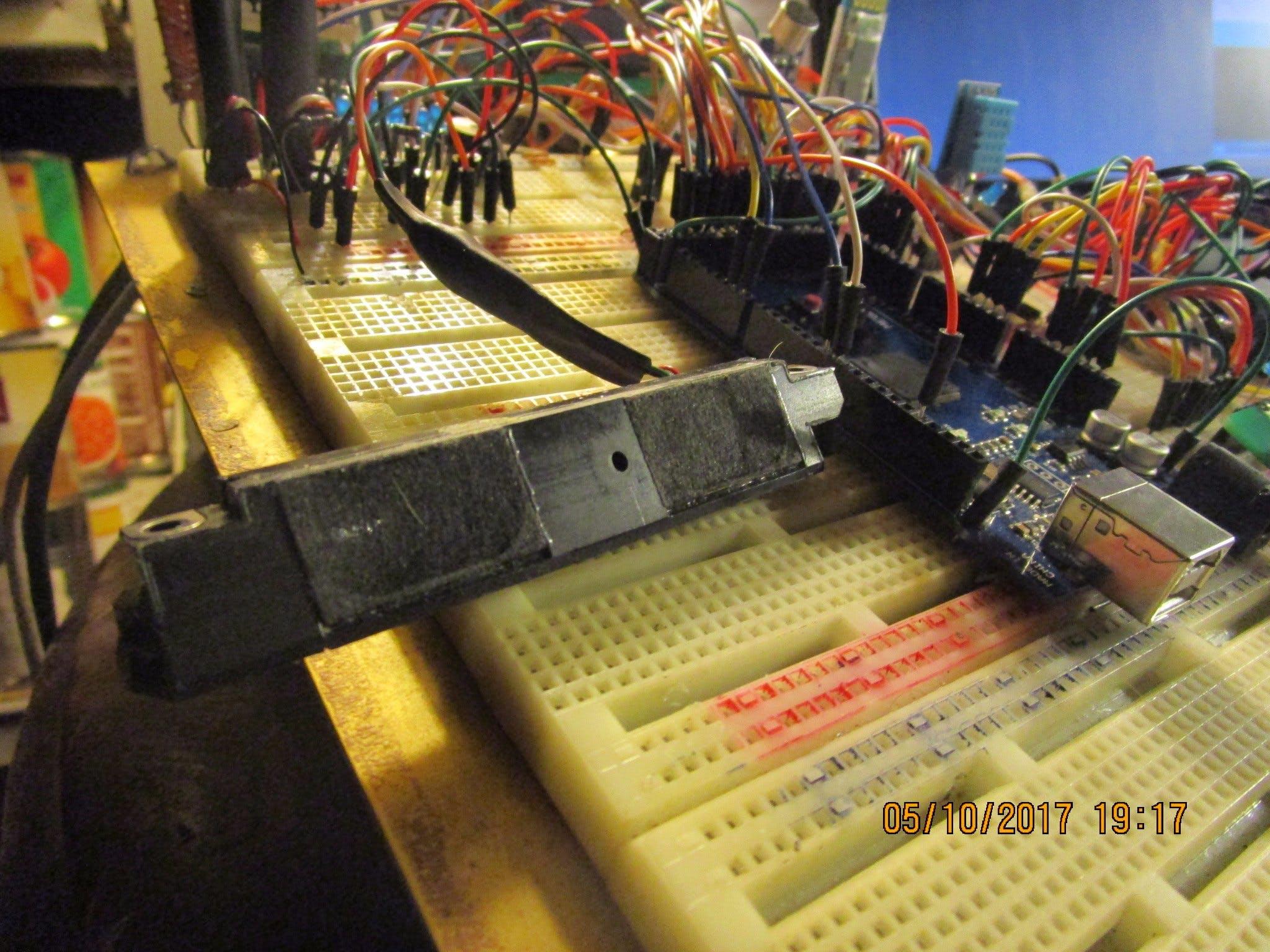 MEGA BREAD - Stereo Power Audio Amplifiers