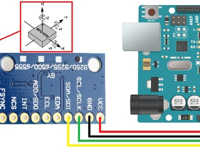 42 accelerometer Projects - Arduino Project Hub