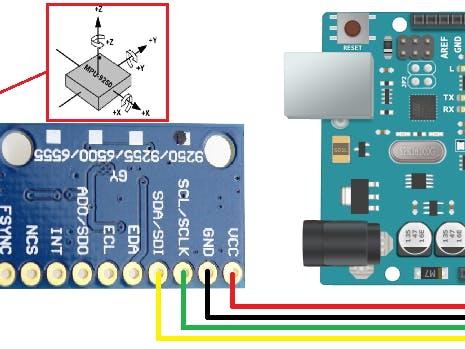 MPU9250-Data-Visualization - Arduino Project Hub