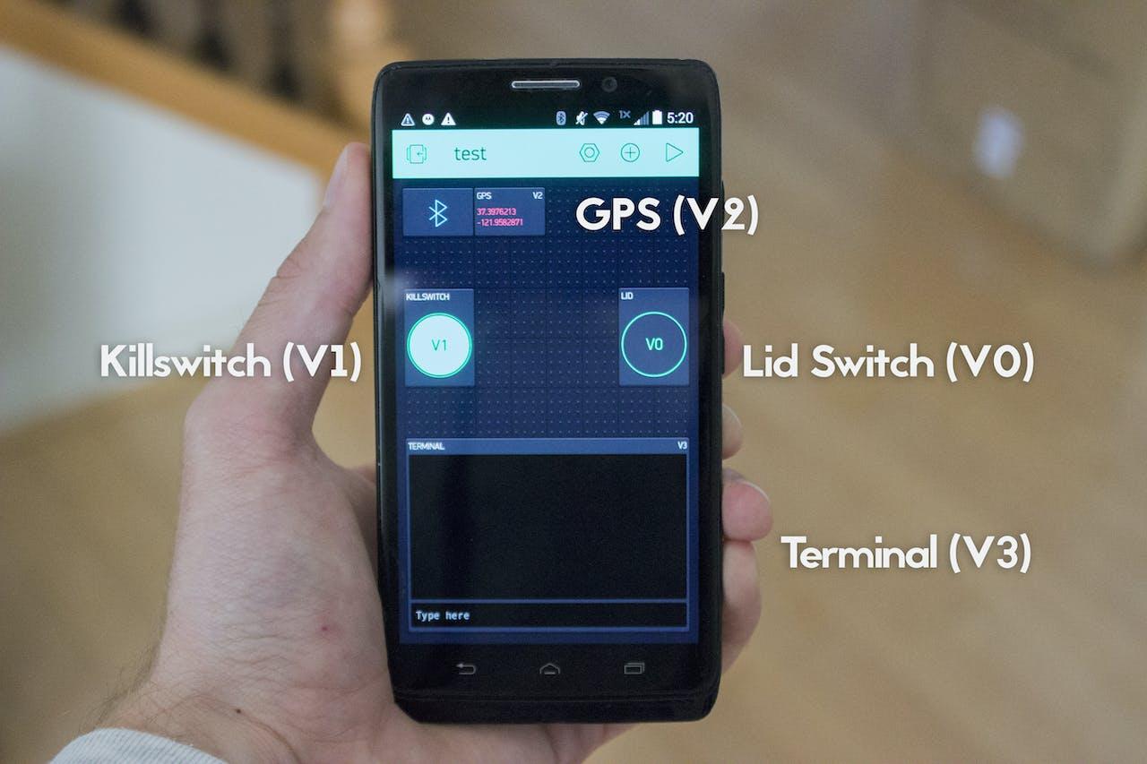 Make An Autonomous Follow Me Cooler Gps Charger Wiring Diagram