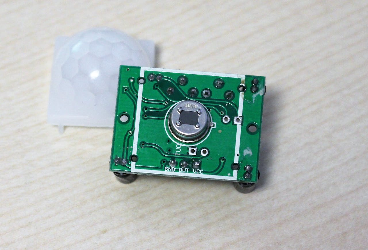 Pir Motion Sensor With Raspberry Pi Ultrasonic Detector Circuits Alarm Free Electronic