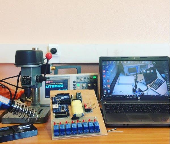 Modified  Aquariumatic Management System (AMS IoT App)