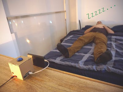 Walabot Sleep Tracker