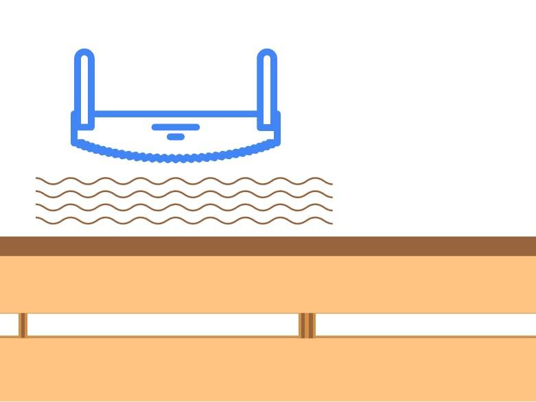Detecting Older Irrigation Lines