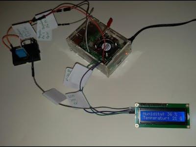 DHT11 Azure IOT Messaging