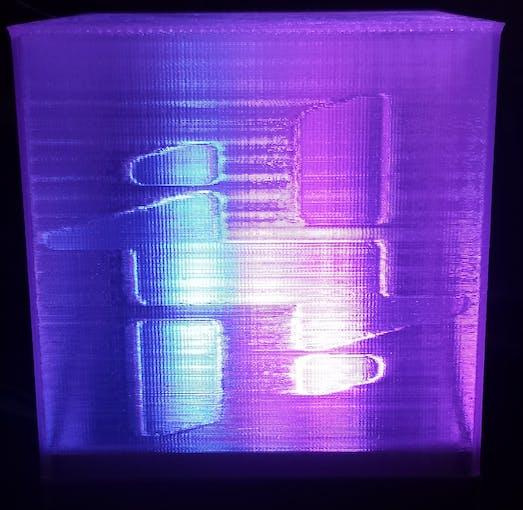 Arduino 101 BLE RGB Lamp - Arduino Project Hub