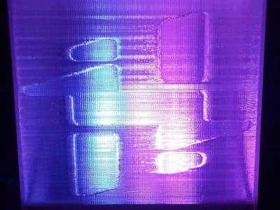 Arduino 101 BLE RGB Lamp