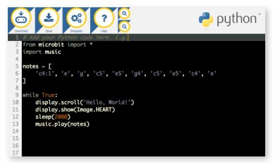 Python editor ugirrkbcuk