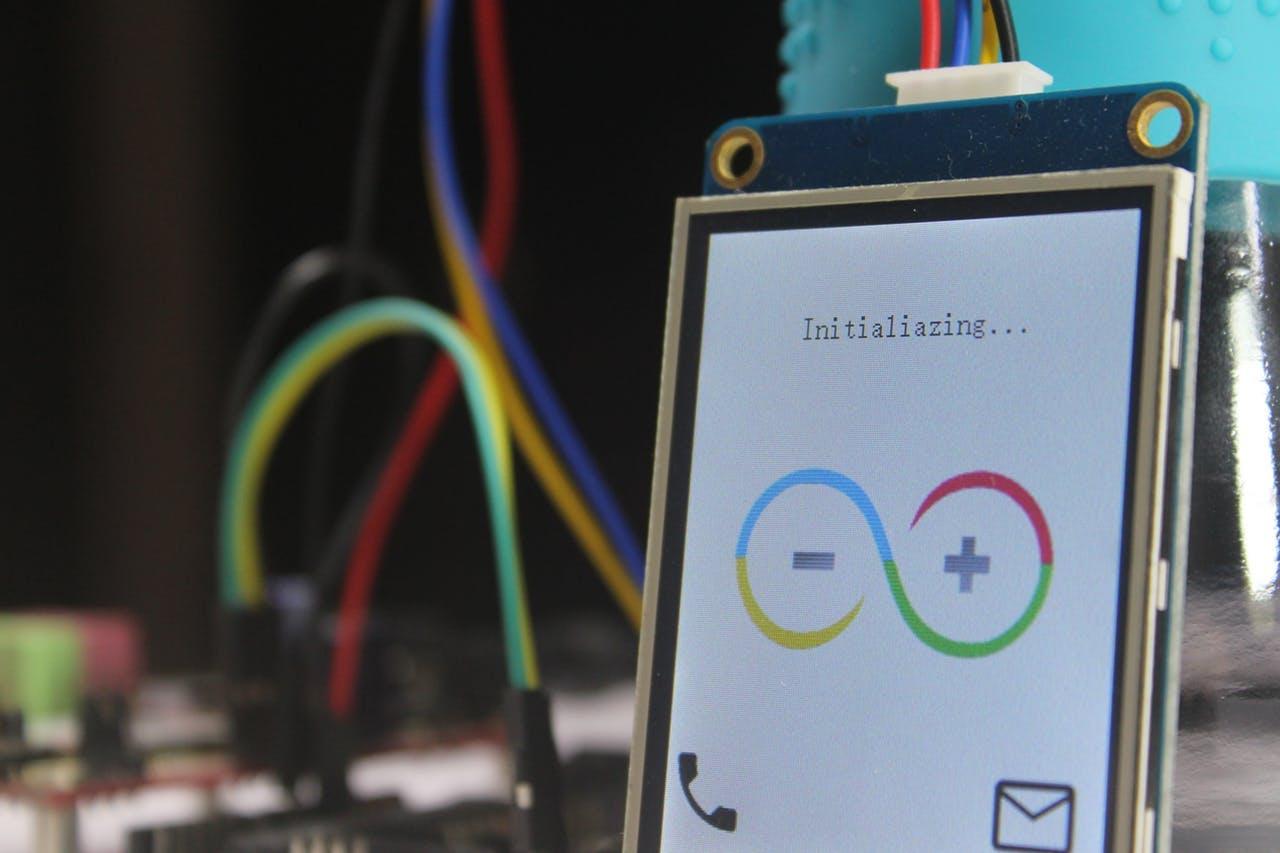 Lightweight Arduino GSM MobilePhone