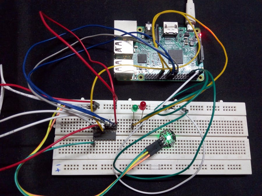 Windows 10 IoT Core - Reading Heart Rate Pulses