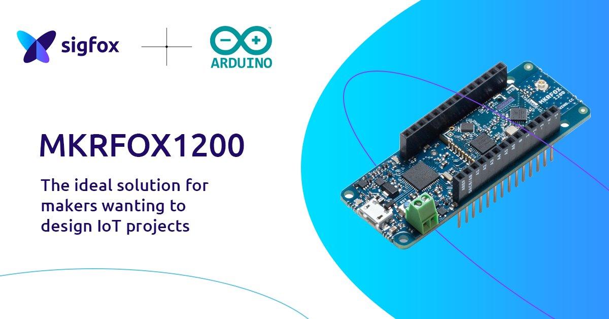 Sigfox Arduino