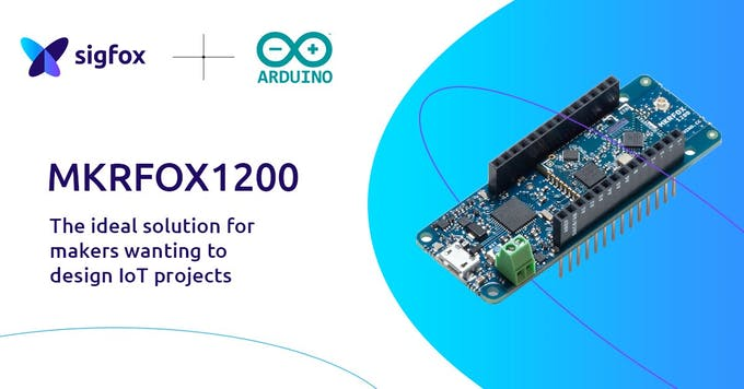 MKRFox1200 Weather Station - Arduino Project Hub