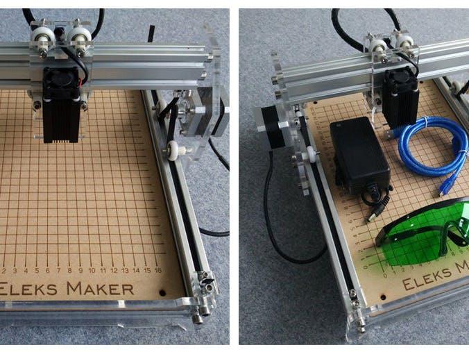 Benbox With Eleks Laser Engraver (GearBest /Banggood